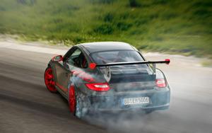 Wallpaper Porsche 911 GT3 RS