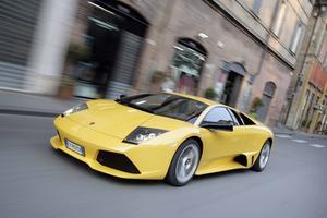 Lamborghini Murciélago wallpaper