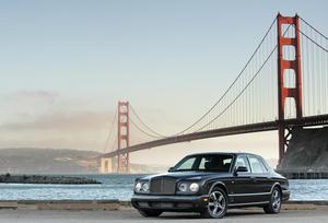 Bentley Arnage wallpaper