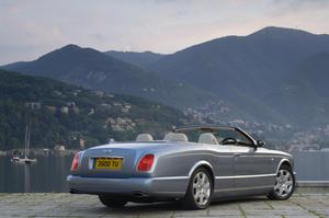 Bentley Azure wallpaper
