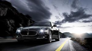 Maserati Quattroporte Sport GT S wallpaper