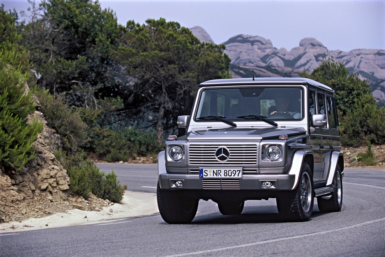 Mercedes G Klasse Auto Wallpapers Groenlicht Be