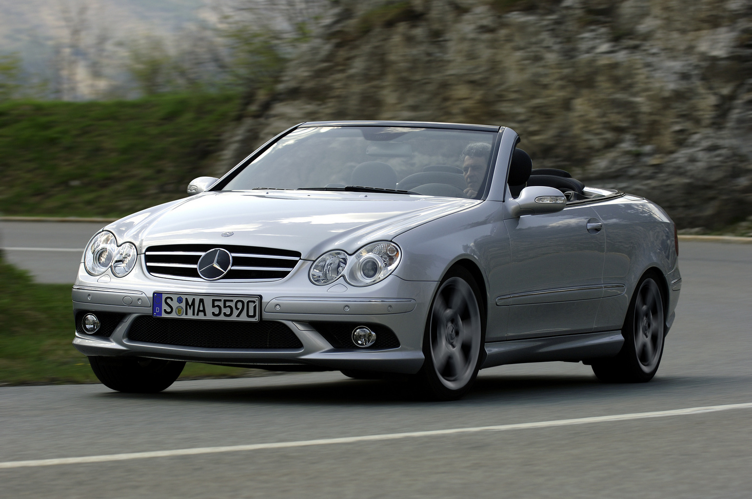 mercedes clk cabrio auto wallpapers. Black Bedroom Furniture Sets. Home Design Ideas