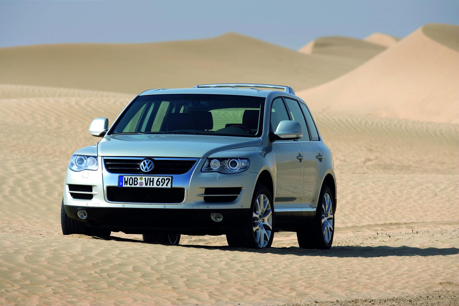 Volkswagen Touareg Auto Wallpapers GroenLicht.be