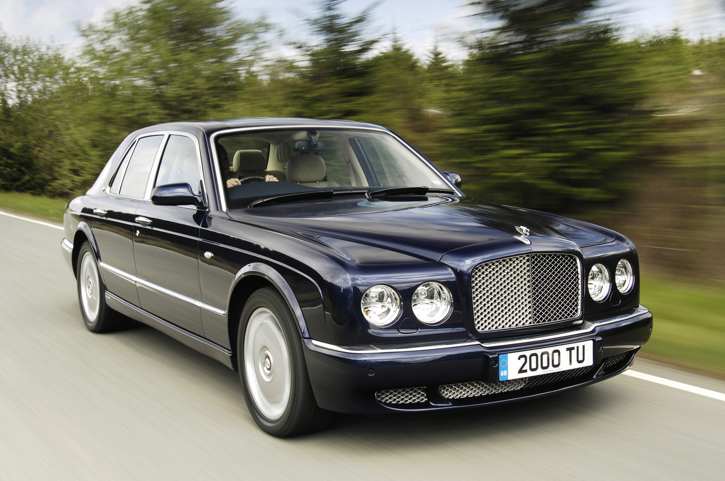 Bentley Arnage Auto Wallpapers Groenlicht Be