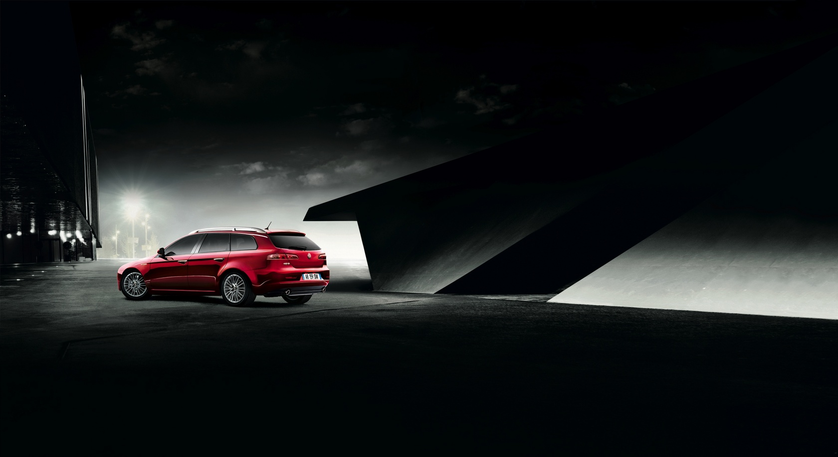 Ford Performance Parts >> Alfa Romeo 159 Sportwagon Auto Wallpapers GroenLicht.be
