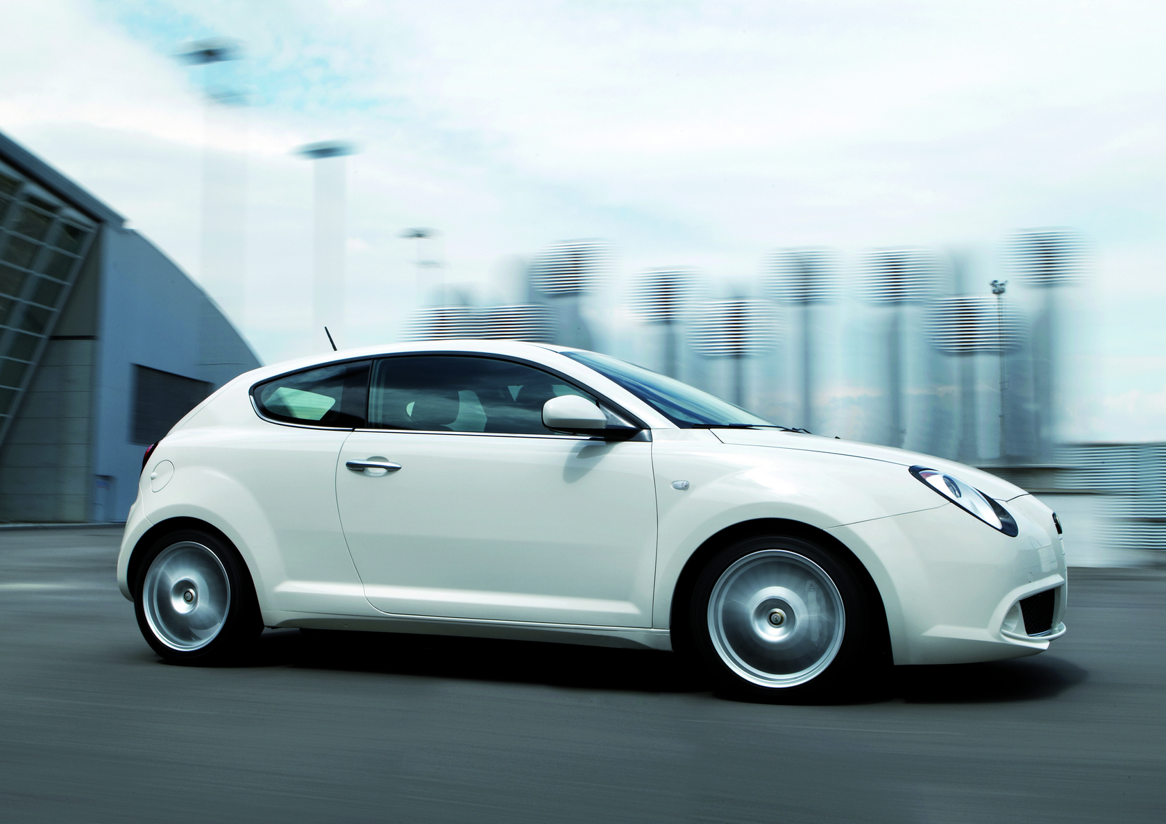 Alfa Romeo Mito Auto Wallpapers Groenlicht Be